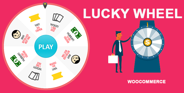 Lucky Wheel For WooCommerce - Spin2Gift - CodeCanyon Item for Sale