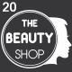 20 Beauty Vintage Labels