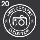 20 Photography Vintage Labels