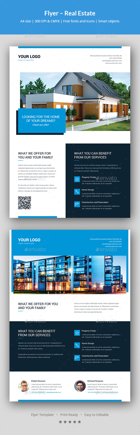 Flyer – Real Estate - Commerce Flyers