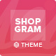 Shopgram - Responsive Magento Theme - ThemeForest Item for Sale