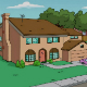 The Simpsons House (lowpoly) - 3DOcean Item for Sale