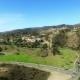 Aerial View of Sunny Malibu