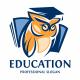 Owl School Logo