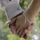 Young Married Couple Holding Hands - VideoHive Item for Sale