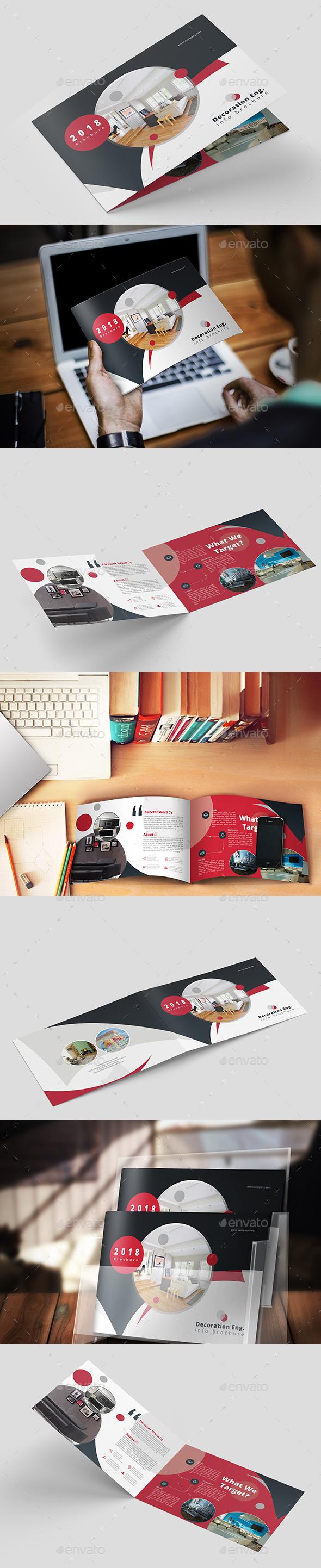 Brochure Landscape A5 - Brochures Print