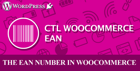 CTL Woocommerce EAN - CodeCanyon Item for Sale