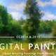 Digital Painter - GraphicRiver Item for Sale