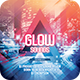 Glow Sounds Flyer - GraphicRiver Item for Sale