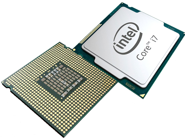 Processor intel core i7 - 3DOcean Item for Sale