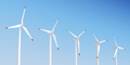 Group of wind turbines - PhotoDune Item for Sale