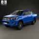 Toyota Hilux Double Cab SR5 2015