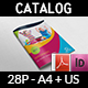 Toys Products Catalog Brochure Template - 28 Pages - GraphicRiver Item for Sale