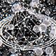 The White Plex in Space, Blurry Nebula - VideoHive Item for Sale