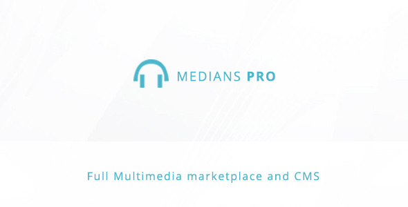 Medians PRO - Multimedia marketplace and  CMS - CodeCanyon Item for Sale