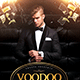 Voodoo Lounge Flyer Template - GraphicRiver Item for Sale