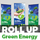 Green Energy Roll-Up Template