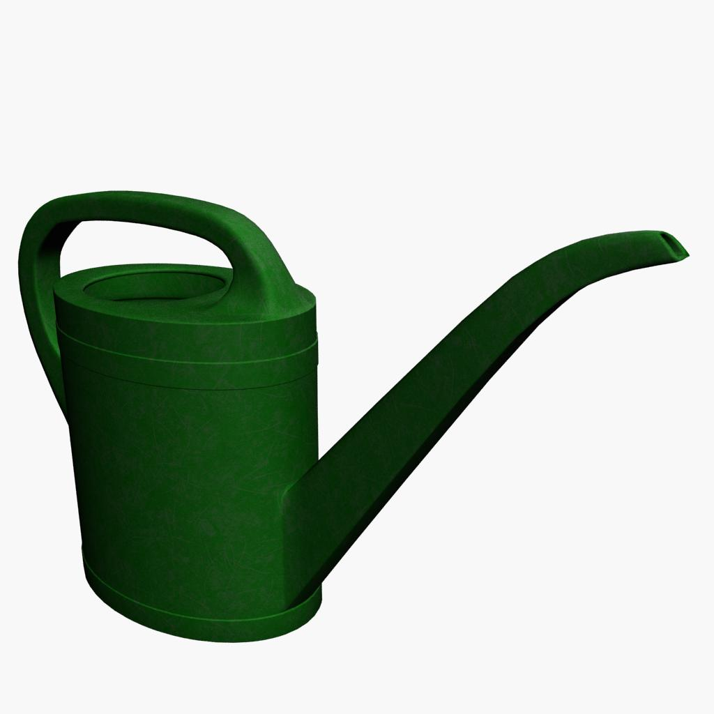 Small Watering Can by FrancescoMilanese | 3DOcean
