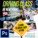 Driving Class Flyer - GraphicRiver Item for Sale
