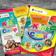 Kids Summer fest Camp Flyer