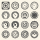 Collection of Round Gauges - GraphicRiver Item for Sale