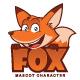 Fox Mascot Character