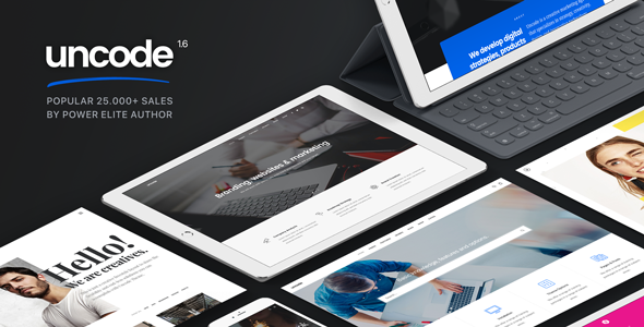 30+ Best WordPress Themes for IT and Tech Companies 2019 29