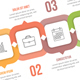 Six Steps Infographics - GraphicRiver Item for Sale