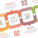 Six Steps Infographics