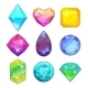 Different Gemstones