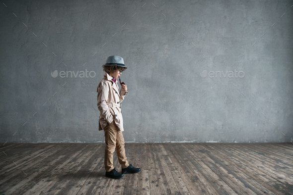 Detective - Stock Photo - Images