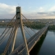 Aerial Drone Footage. Movkovsky Bridge at Sunset - VideoHive Item for Sale