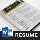 Simple Resume Word