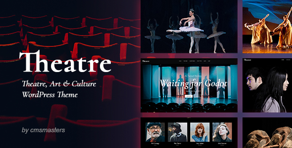 Image of Theater - Concert & Art Event Entertainment Theme