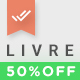 Livre - WooCommerce Theme For Book Store - ThemeForest Item for Sale
