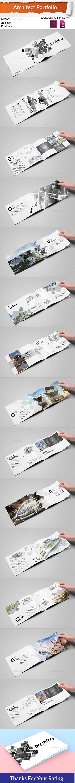 Architecture Portfolio - Portfolio Brochures