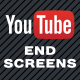 Youtube End Screens Pack