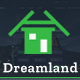 Dreamland - Real Estate PSD Template - ThemeForest Item for Sale