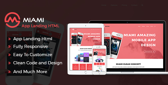Download MAYA - Responsive App Landing Page            nulled nulled version