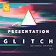 Glitch - Google Slide - GraphicRiver Item for Sale