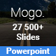 Mogo Powerpoint Presentation Template - GraphicRiver Item for Sale