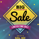 Big Clearance Sale Flyer / Poster