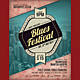Blues Event Flyer / Poster - GraphicRiver Item for Sale