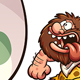 Hungry Caveman - GraphicRiver Item for Sale