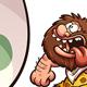 Hungry Caveman