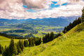 Mountain landscape in the Allgäu - PhotoDune Item for Sale