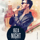 Ibza Night - PSD Flyer Template - GraphicRiver Item for Sale