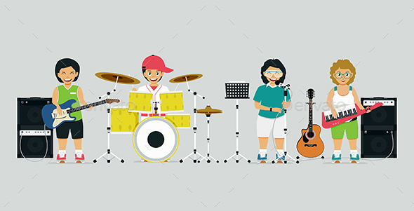Children Band - Miscellaneous Characters