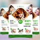 Beauty Care Flyer - GraphicRiver Item for Sale