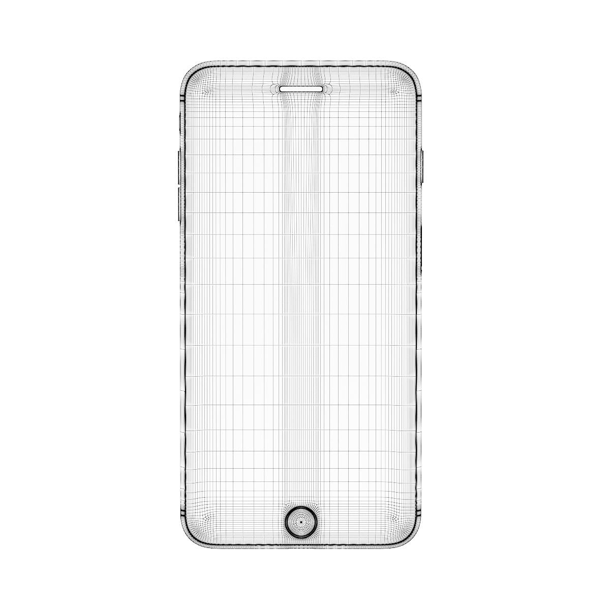iPhone Plus Shiny Black